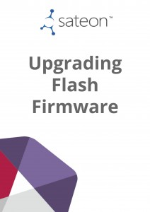 Upgrading Flash Firmware