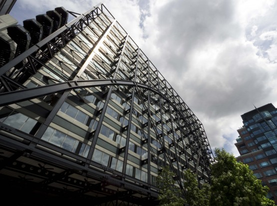Broadgate Business Benefits from Grosvenor Technology's Access Control