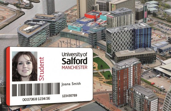 Integrated Access Control Powers One Card System for Salford University