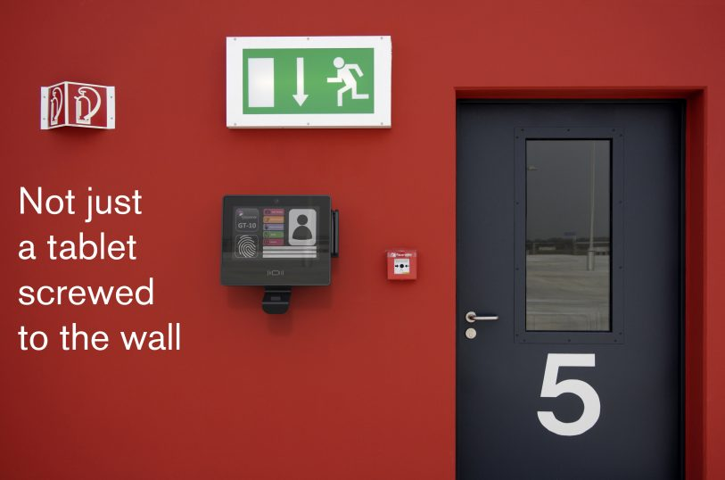 Outside Access Control