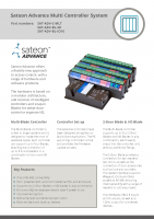 Sateon Advance Multi-Blade Datasheet V2 LR