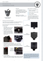 Installation Guide – RM-LUM-M320-IT-A – v1.2 May 2020