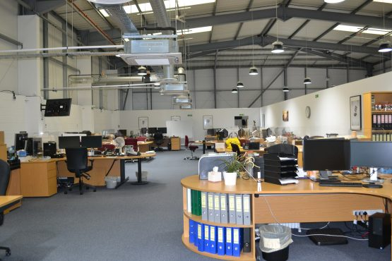 Our own installation of Janus C4 in our Poole office